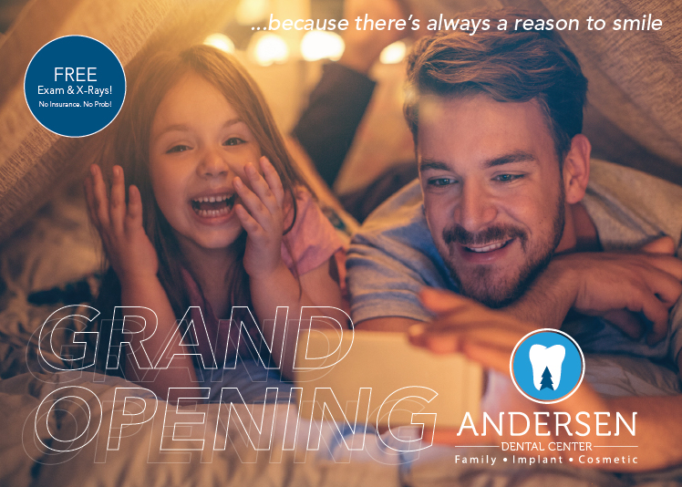 Andersen Dental Center's Grand Opening!